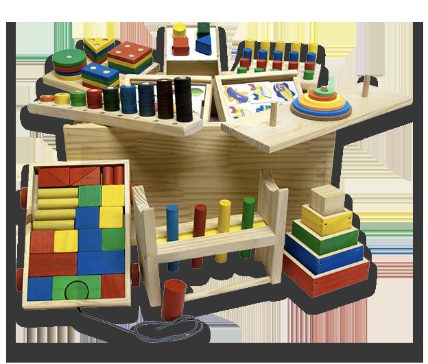 A História da Fundamental Brinquedos