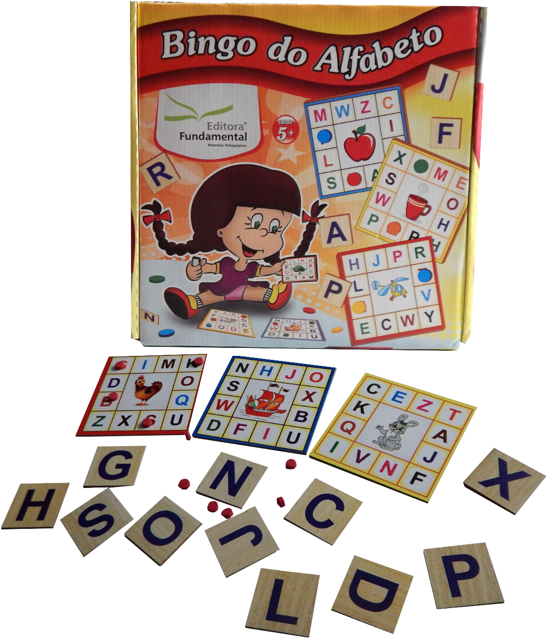 Bingo do Alfabeto
